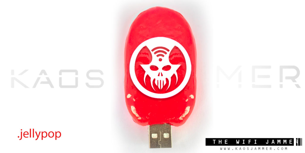 Kaos Jammer Wifi – WiFi Jammer – The WiFi Deauther hacking